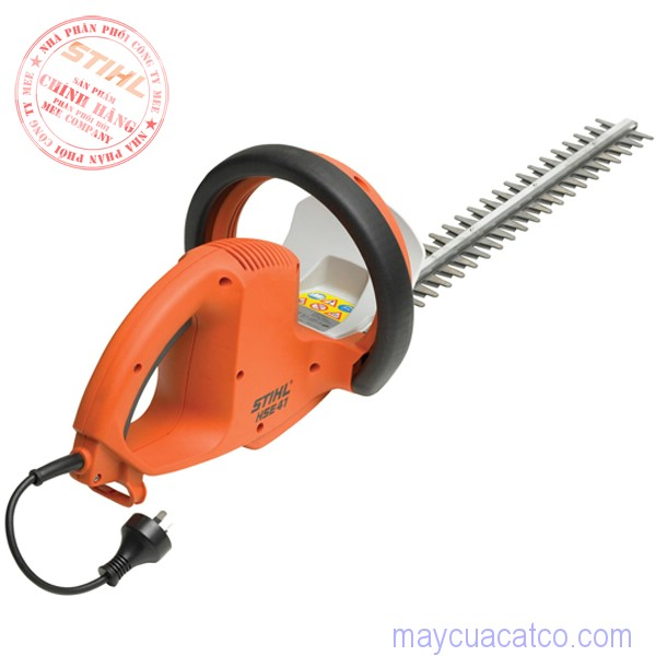 may-cat-tia-hang-rao-dung-dien-220v-stihl-hse-41-luoi-dai-450mm 1