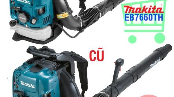 Máy thổi khí (gió) Makita EB7660TH thay thế cho dòng cũ EB7650TH